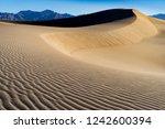 morning on the mesquite flats... | Shutterstock . vector #1242600394