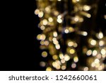 bokeh blurred out of focus... | Shutterstock . vector #1242660061