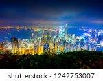 hong kong   november 5  2018 ... | Shutterstock . vector #1242753007