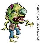 vector illustration of a... | Shutterstock .eps vector #124283857