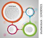 vector template set | Shutterstock .eps vector #124285021