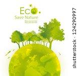 Illustration Environmentally...