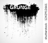 grunge urban background.texture ... | Shutterstock .eps vector #1242912661