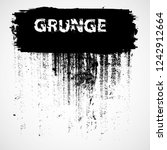 grunge urban background.texture ... | Shutterstock .eps vector #1242912664