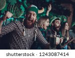 saint patrick's day party.... | Shutterstock . vector #1243087414