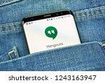 montreal  canada   october 4 ... | Shutterstock . vector #1243163947