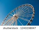 national harbor  maryland  usa  ... | Shutterstock . vector #1243238047