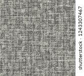 monochrome irregular cross... | Shutterstock .eps vector #1243307467