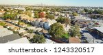panorama aerial view...   Shutterstock . vector #1243320517