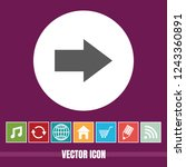 very useful icon of arrow with...