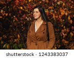 portrait of young urban style... | Shutterstock . vector #1243383037