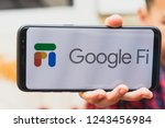 casablanca  morocco   28...   Shutterstock . vector #1243456984
