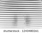 abstract background. monochrome ... | Shutterstock . vector #1243480261