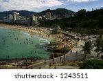 Arpoador Beach   Rio De Janeir...