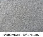 plastered wall background | Shutterstock . vector #1243783387