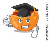 graduation pita bread...   Shutterstock .eps vector #1243795591