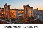 Roman Forum  Or Forum Romanum ...