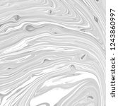 abstract black and white... | Shutterstock . vector #1243860997
