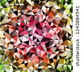abstract background...   Shutterstock . vector #1243884541