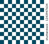 white and blue checkered... | Shutterstock .eps vector #1243947634