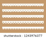 Decorative Scallop Borders Set...
