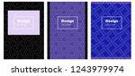 dark pink  blue vector pattern...