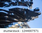 prague  czech republic   july... | Shutterstock . vector #1244007571