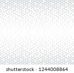 abstract seamless geometric... | Shutterstock .eps vector #1244008864
