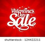 Valentine S Day Sale Design...