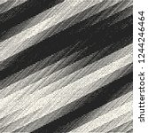 monochrome irregular striped... | Shutterstock .eps vector #1244246464