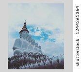 pla tart shor keaw  | Shutterstock . vector #1244265364