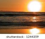 Sunset Over Catalina Island...