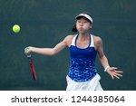 hua hin  thailand november 28... | Shutterstock . vector #1244385064