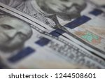 blurred background from... | Shutterstock . vector #1244508601
