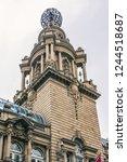london  uk   may 31  2013 ... | Shutterstock . vector #1244518687