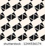 geometric seamless pattern....   Shutterstock .eps vector #1244536174