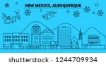united states  albuquerque new... | Shutterstock .eps vector #1244709934
