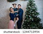 russia  togliatti   november 18 ...   Shutterstock . vector #1244713954
