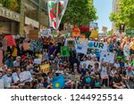 sydney  australia   november... | Shutterstock . vector #1244925514
