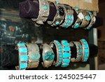 shonto trading post  navajo... | Shutterstock . vector #1245025447