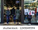 coventry  uk   november 17th ... | Shutterstock . vector #1245049594