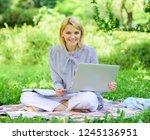 guide starting freelance career.... | Shutterstock . vector #1245136951