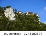 danube valley  upper danube ...   Shutterstock . vector #1245183874