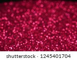 pink  and white glitter texture ... | Shutterstock . vector #1245401704