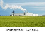 ethanol production plant... | Shutterstock . vector #1245511