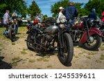 paaren im glien  germany   may... | Shutterstock . vector #1245539611