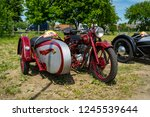 paaren im glien  germany   may... | Shutterstock . vector #1245539644