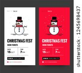 christmas fest book dates ux...