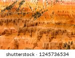 sunset point bryce canyon... | Shutterstock . vector #1245736534