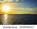 sunrise tiran island   Shutterstock . vector #1245940417